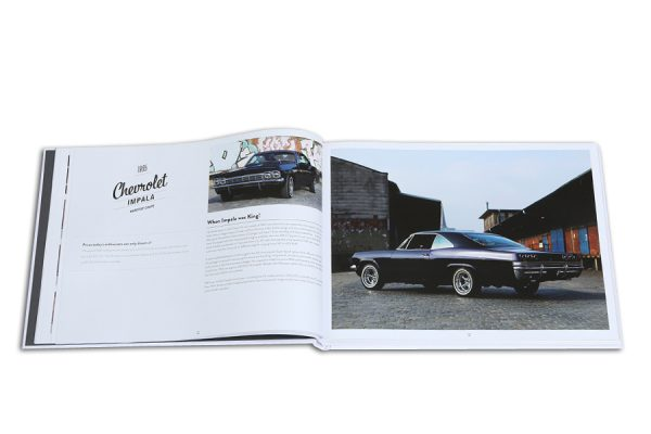 "US-CARS – Legends and Stories: Pictoral Book with photos by Carlos Kella and Stories by Peter Lemke (English Language Version of ""US-CARS – Legenden mit Geschichte"")"