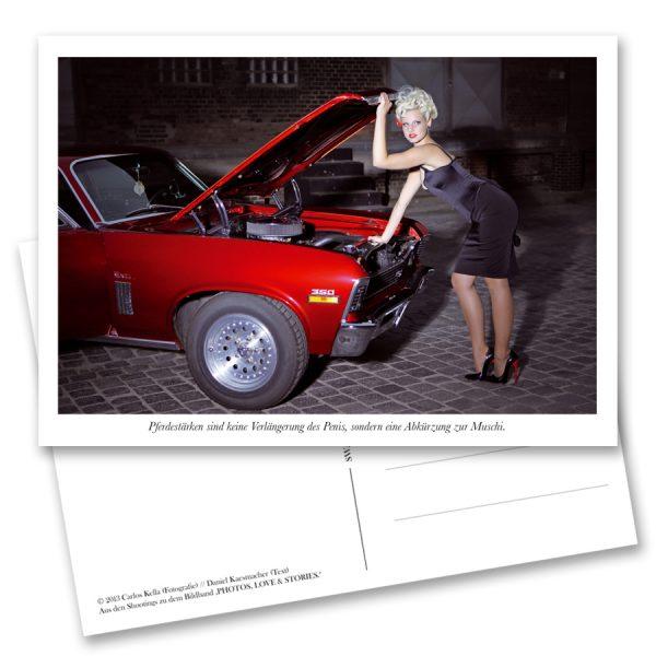 SAY IT SWAY Postkartenbuch mit 25 Postkarten von Carlos Kella zum Heraustrennen. SAY IT SWAY, das sind 25 einzigartige Motive mit einzigartigen Botschaften für einzigartige Menschen. Nix in Kopie. Nix an die Timeline. Also nix wie rein damit in den Briefkasten!
