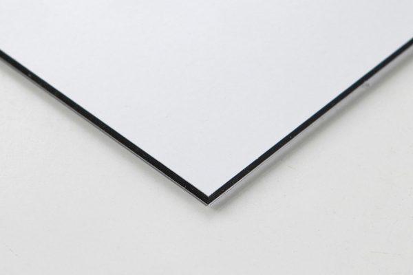 Grossdruck auf Aludibond 3 mm: Detailansicht