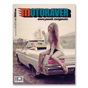 MOTORAVER MAGAZIN Liberty Issue #32. Total exklusiver Autopunk auf umweltzonenfreiem Papier. Herausgeber: Helge Thomsen