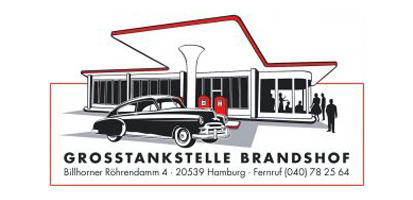 Oldtimertankstelle Brandshof