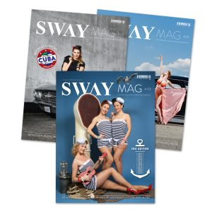 SWAY MAG BundleDas Magazin aus dem SWAY Books Verlag mit Fotos von Carlos Kella. Die Ausgaben SWAY MAG #01, #02 und #03 zum vergünstigten Bundle-Preis