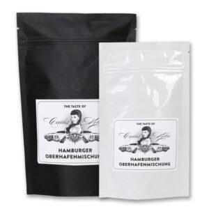 The Taste of Carlos Kella: Die Hamburger Oberhafenmischung Wahlweise 125g oder 250g erhältlich Röstkaffee aus Hamburg, Filterfertig gemahlen. 100% Arabica