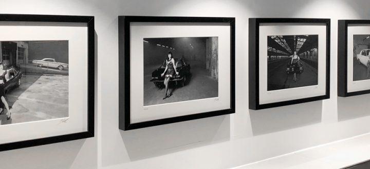 Der Oberhafen-Zyklus von Carlos Kella. Zehn echte Fotoabzüge auf ILFORD S/W-Papier. Gerahmt, limitiert und signiert.