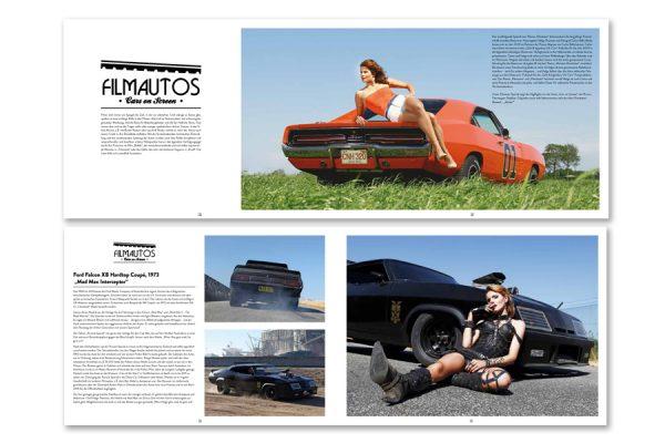 US-Cars – Legenden mit Geschichte Band 2. Der zweite US-CARS Bildband mit Fotografien von Carlos Kella und Hintergrundstories von Peter Lemke.