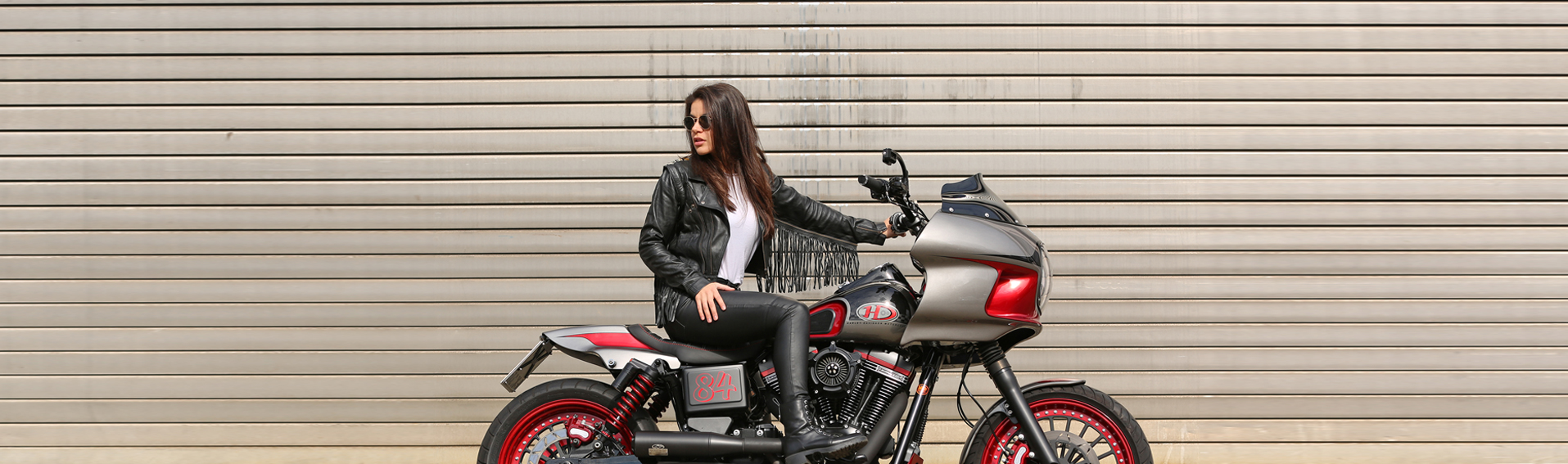 HHD Kalender 2020: Monatskalender mit 12 Harley-Enthusiasten und ihren Maschinen