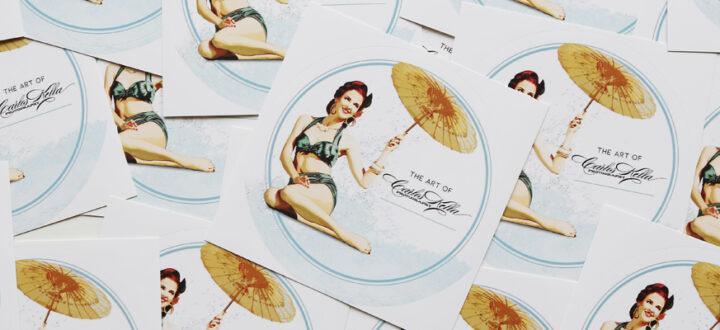 Selbstklebende Outdoor-Sticker von Carlos Kella bei SWAY Books