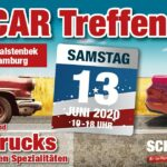 US-Car Treffen bei Möbel Schulenburg in Halstenbek bei Hamburg am Samstag, den 13. Juni 2020 von 10:00 - 18:00 Uhr