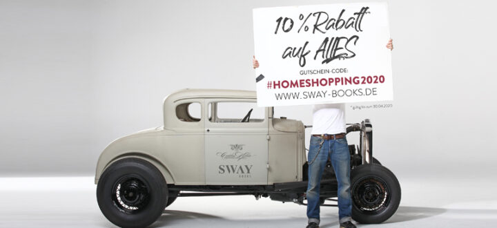 Home-Shopping 2020 Rabatt-Gutschein bei SWAY Books