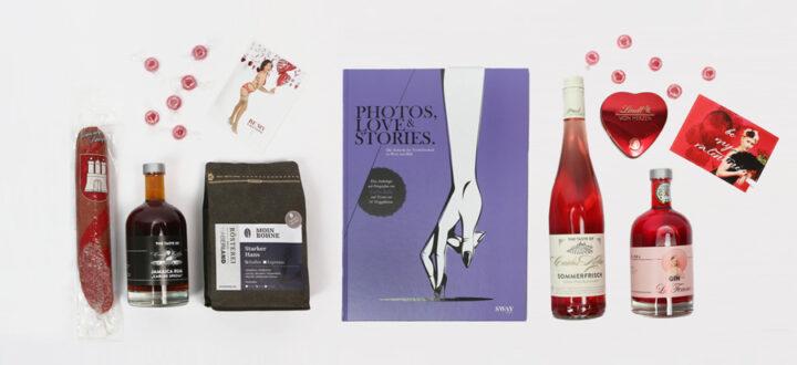 Geschenke zum Valentinstag bei SWAY Boooks: Unsere Valentines-Specials für Ladies und für Gents