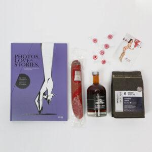 Das Valentines-Special für Gents, ein Genusspaket für ihn zum Valentinstag