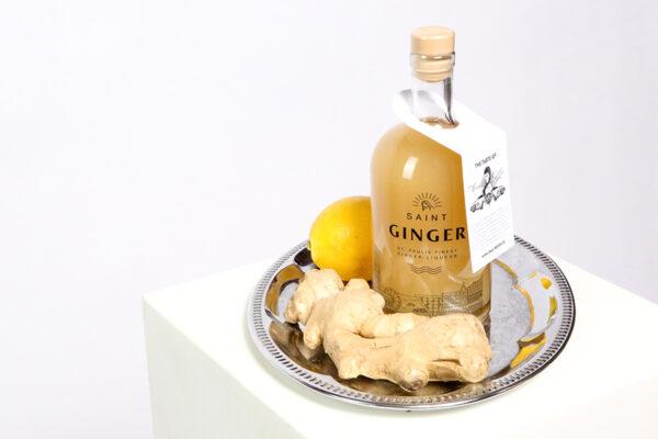 The Taste of Carlos Kella, Saint Ginger