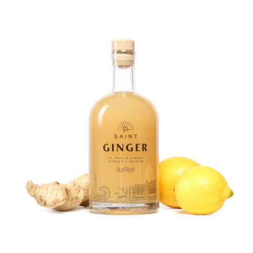 The Taste of Carlos Kella, Saint Ginger