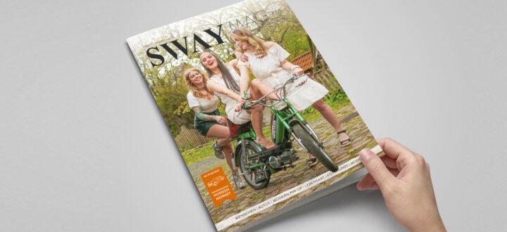 SWAY MAG #05 vorbestellbar
