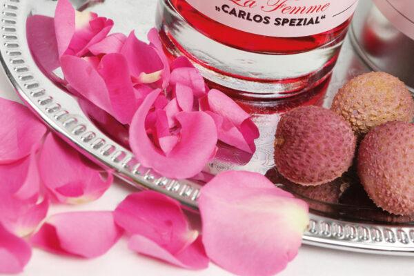 The Taste of Carlos Kella: Gin La Femme Miniatur