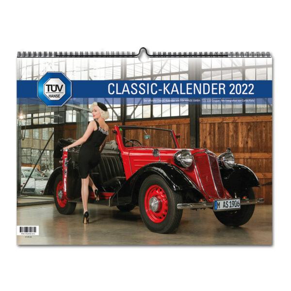 TÜV HANSE ClassiC Kalender 2021